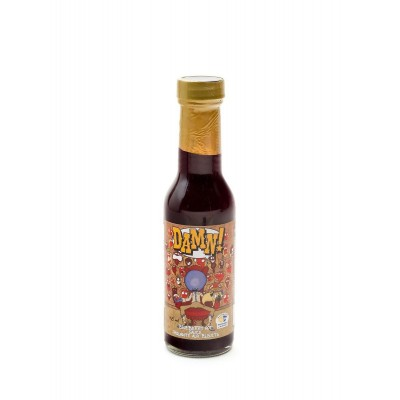 Hot Sauce - Collabo Blueberry Hot Sauce (Britannia Mills and DAMN hot sauce)