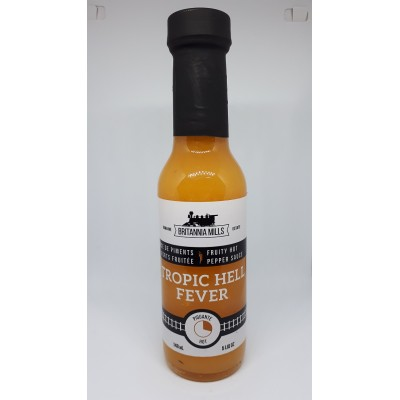 Sauce Piquante TROPIC HELL FEVER